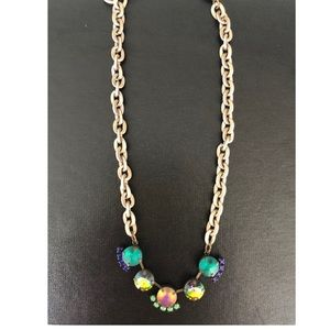Sabika Crystal Necklace